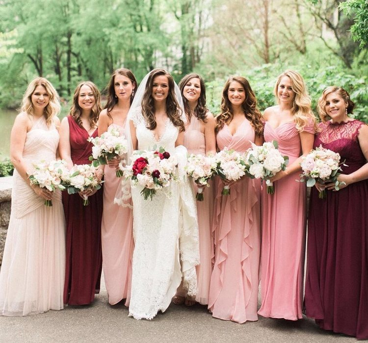 3 Reasons Why You Should Buy Your Bridesmaid Dresses In a Store And Not Online.